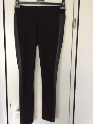 Tchibo / TCM Stretch Trousers black
