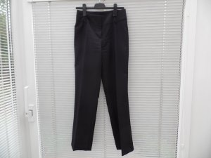 Yessica High Waist Trousers black polyester