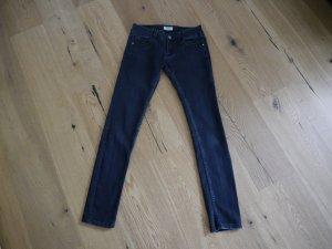 Schwarze Hose Pepe Jeans London