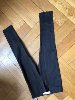 Sack's 7/8 Length Trousers black