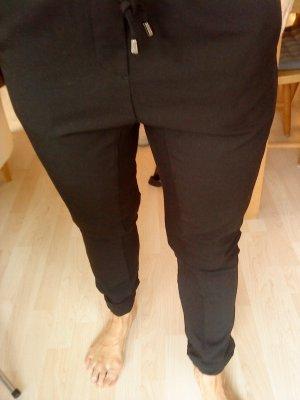 Buena Vista Pantalon large noir