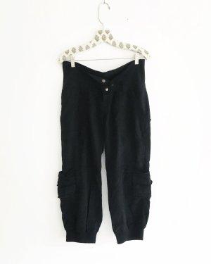 Vintage Pantalone cargo nero