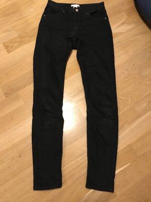 Schwarze Hose von h&m