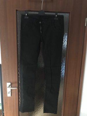 Hooch Pantalón de cinco bolsillos negro