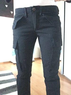 Schwarze Hose von Ralph Lauren