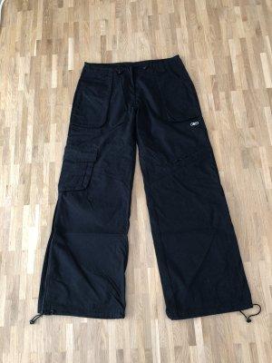 Reebok Pantalon cargo noir