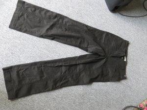 Schwarze Hose von Stehmann in Größe 38