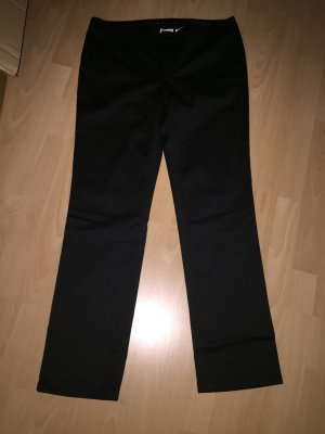 Schwarze Hose von Street One in Größe 42