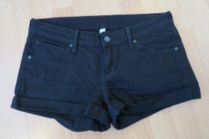 schwarze Hot Pants von Mango Jeans 36/38