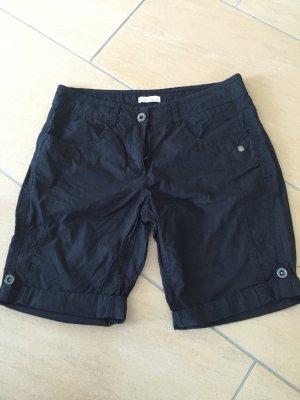 Schwarze Hotpants S.Oliver