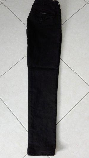 schwarze hudson Jeans