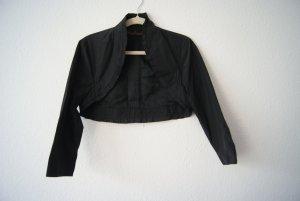 schwarze Jacke/Bolero