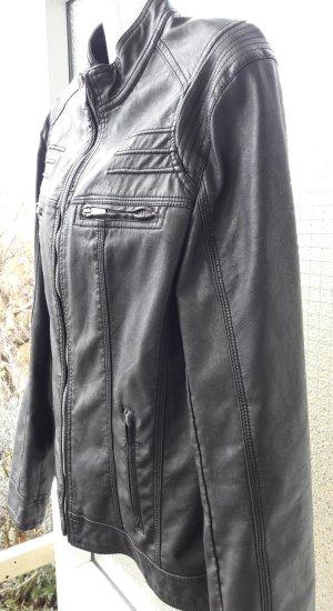 Schwarze Jacke  Casual, Bussines, Biker- look