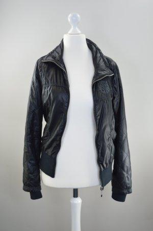 Schwarze Jacke Esprit Größe 38