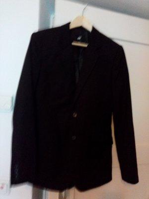 schwarze Jacke Größe S