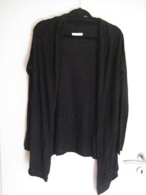 Schwarze Jacke im lässigen Stil