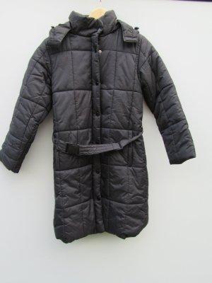 schwarze Jacke Mantel Gr. XS