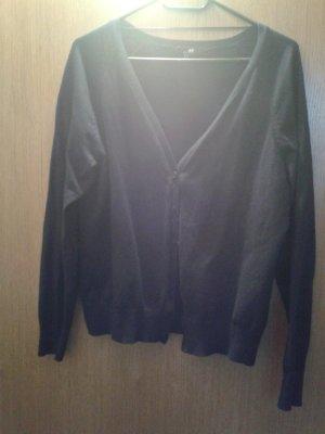 schwarze Jacke nie getragen
