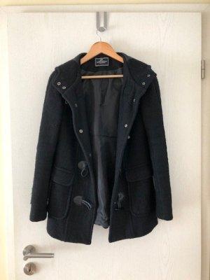 Schwarze Jacke perfekt für den Herbst/Winter wechsel