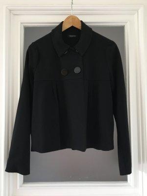 Schwarze Jacke / Sinéquanone