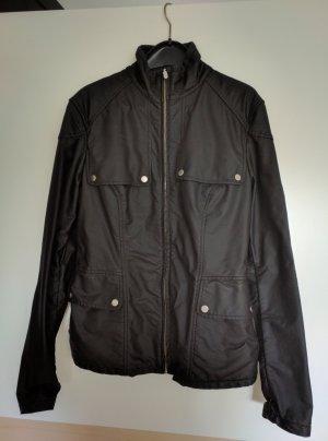Schwarze Jacke von Belstaff