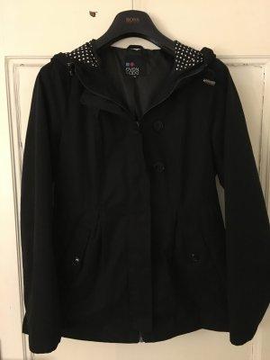 Schwarze Jacke von Even&Odd in Größe M