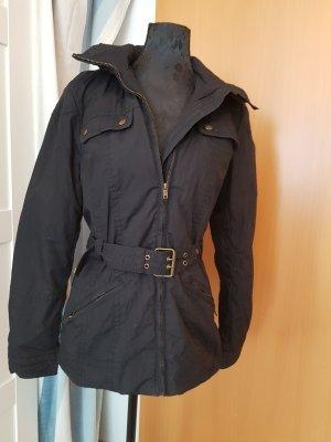 schwarze Jacke von H&M in 36