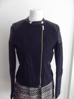 Schwarze Jacke von H&M  in Gr. 38