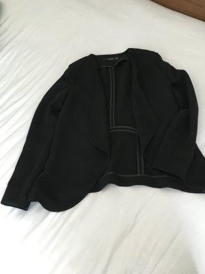 Schwarze Jacke von Halluhuber Blazer Style