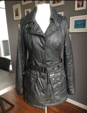Schwarze Jacke von Khujo