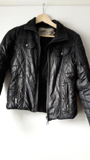 schwarze Jacke von Lee
