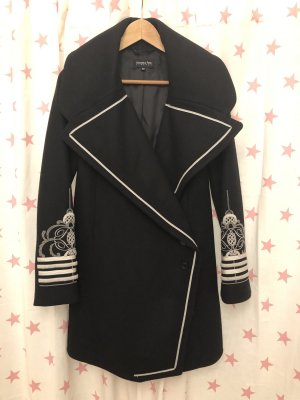 Schwarze Jacke von Patricia Pepe 36