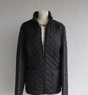schwarze Jacke von Tchibo in Gr. 46