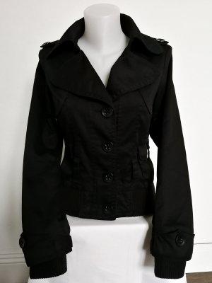 Schwarze Jacke von Vero Moda (Gr. S)