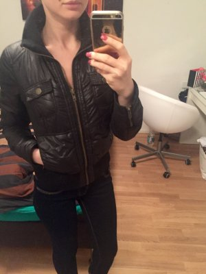 Schwarze Jacke von Zara, Größe 34, top Zustand