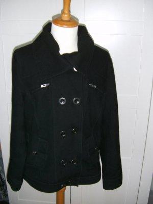 schwarze Jacke, Winterjacke, Cecil, Gr. L