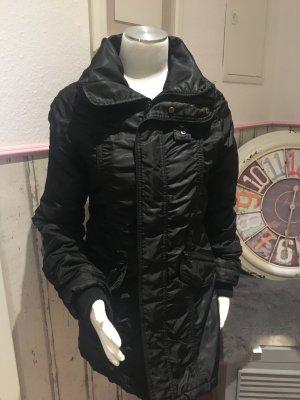 Schwarze Jacke Zara Gr. M