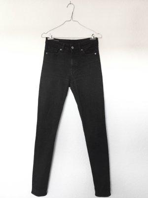 schwarze Jeans 27x32 von KOI, Modell Christina