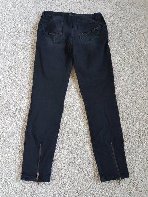Liu jo Wortel jeans zwart