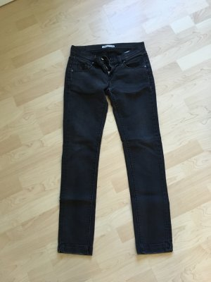 Fornarina Low Rise Jeans black