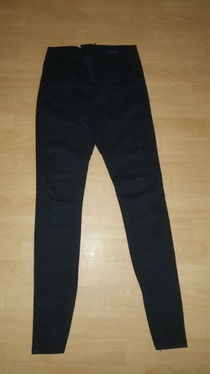 Amisu Carrot Jeans black
