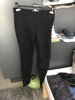 H&M L.O.G.G. Jeans taille haute noir