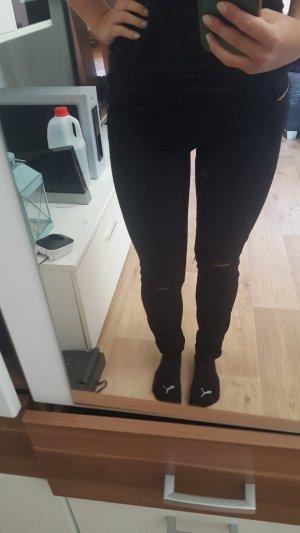 Schwarze Jeans Diesel
