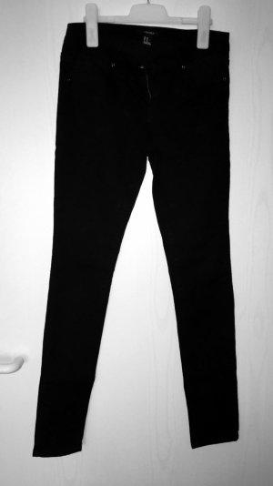 Schwarze Jeans Forever21