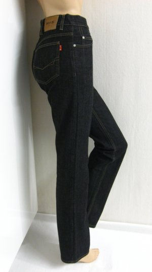 schwarze Jeans, Gr.34