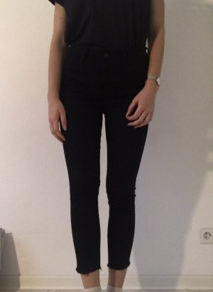 Schwarze Jeans/Jeggings von Hollister