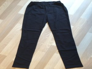 Schwarze Jeans-Leggings *36* H&M