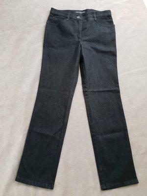 Schwarze Jeans, neu, Gr.38