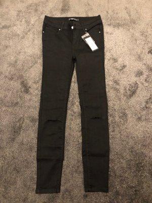 Schwarze Jeans, NewYorker