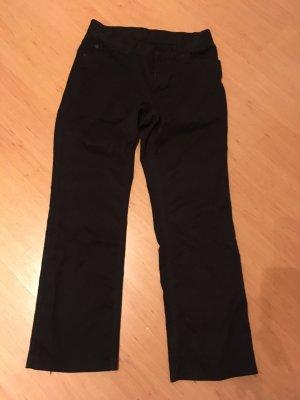 Schwarze Jeans Regular Fit